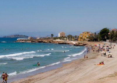 playa de murcia cartagena