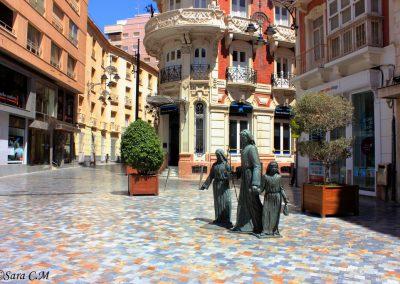 cartagena calle mayor