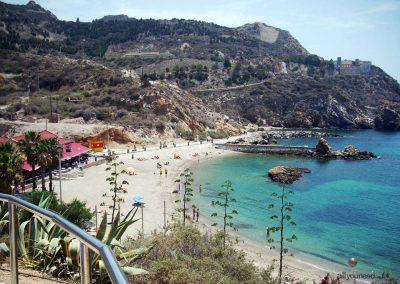 Cartagena playa