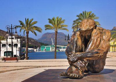 cartagena escultura