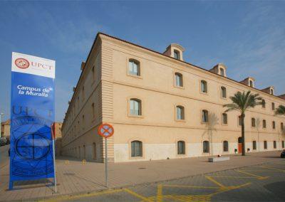 upct fachada